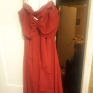 Betsy & Adam evening gown